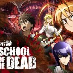 HighSchool Of The Dead #8 Legendado em portugues
