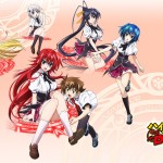 HighSchool DxD New #8 Legendado em portugues