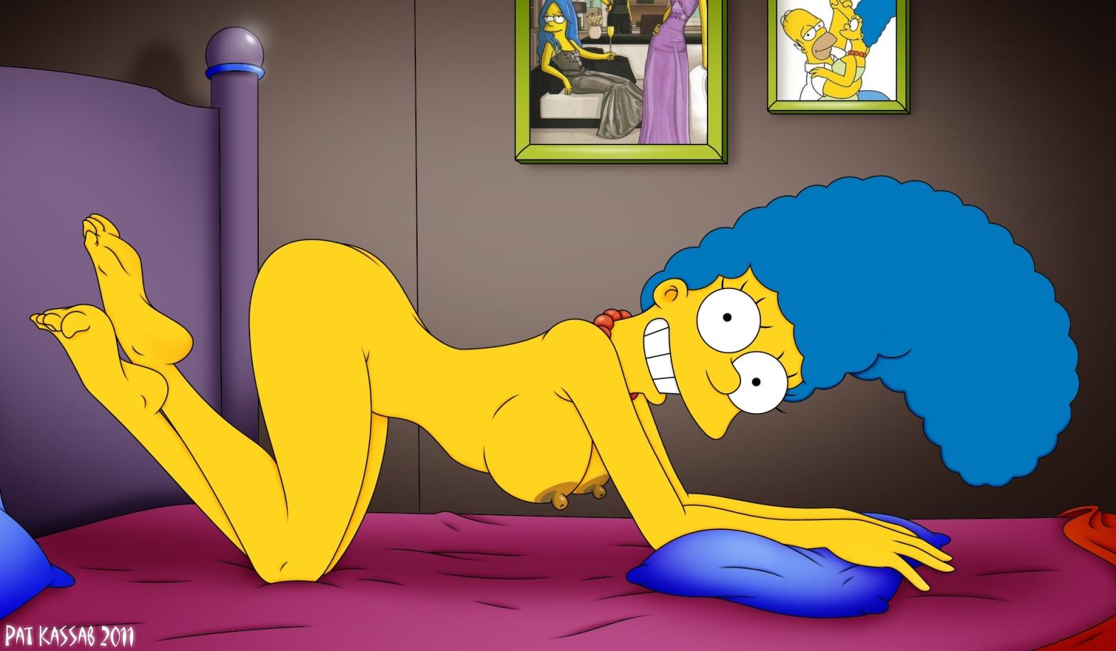 010_674282_Marge_Simpson_Pat_Kassab_The_Simpsons