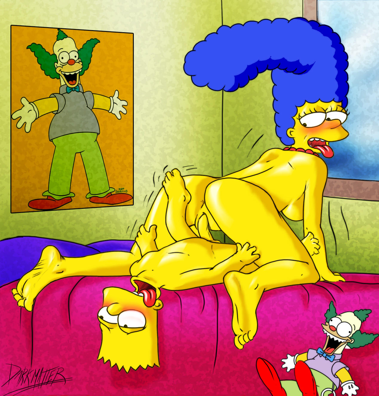 148_341022_Bart_Simpson_Darkmatter_Marge_Simpson_The_Simpsons