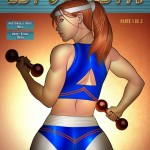 A esportista – HQ parte 1