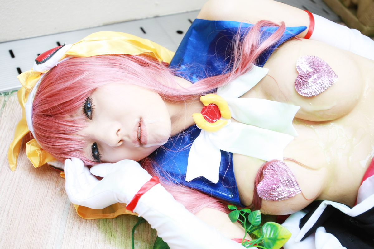 Sexy-cosplay-Misaki-Hanamura-18