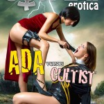 Cosplay Ada vs Cultist peladas