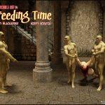 Tempo de alimentação – HQ 3D
