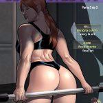 A esportista 3 – HQ parte 3