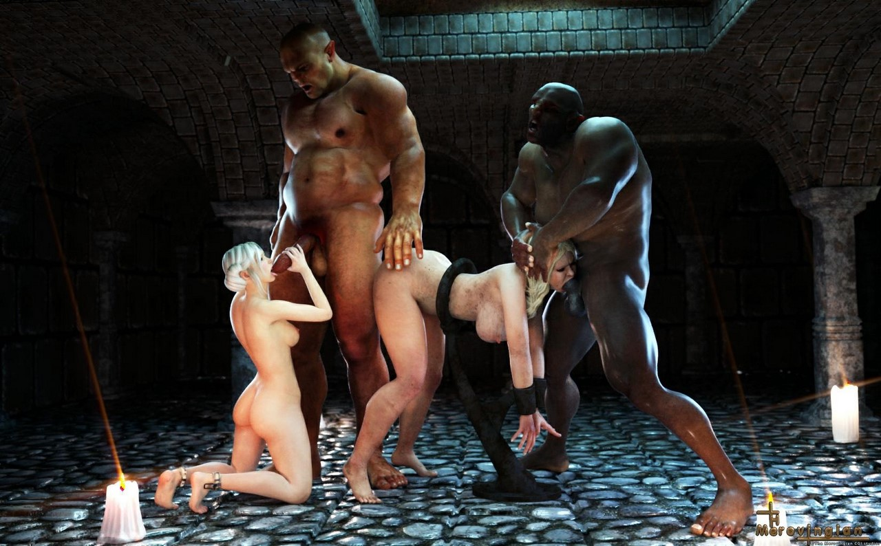 Orcs sex slave fantasy sexy video