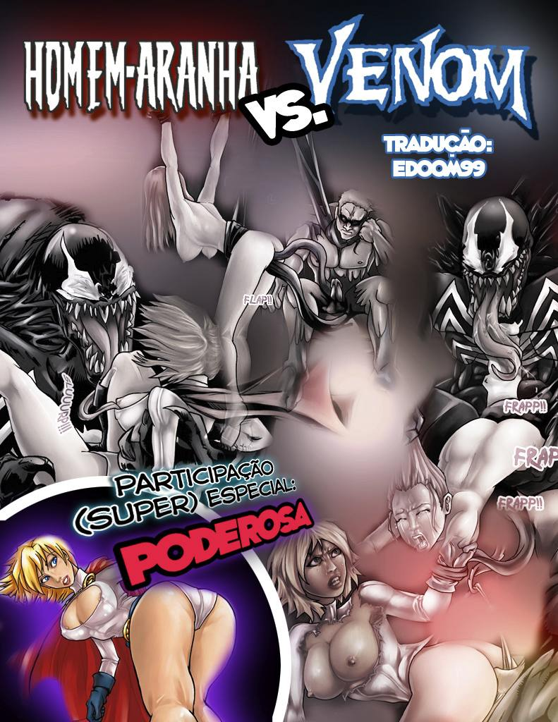 01 5 - Homem Aranha versus Venom - HQ