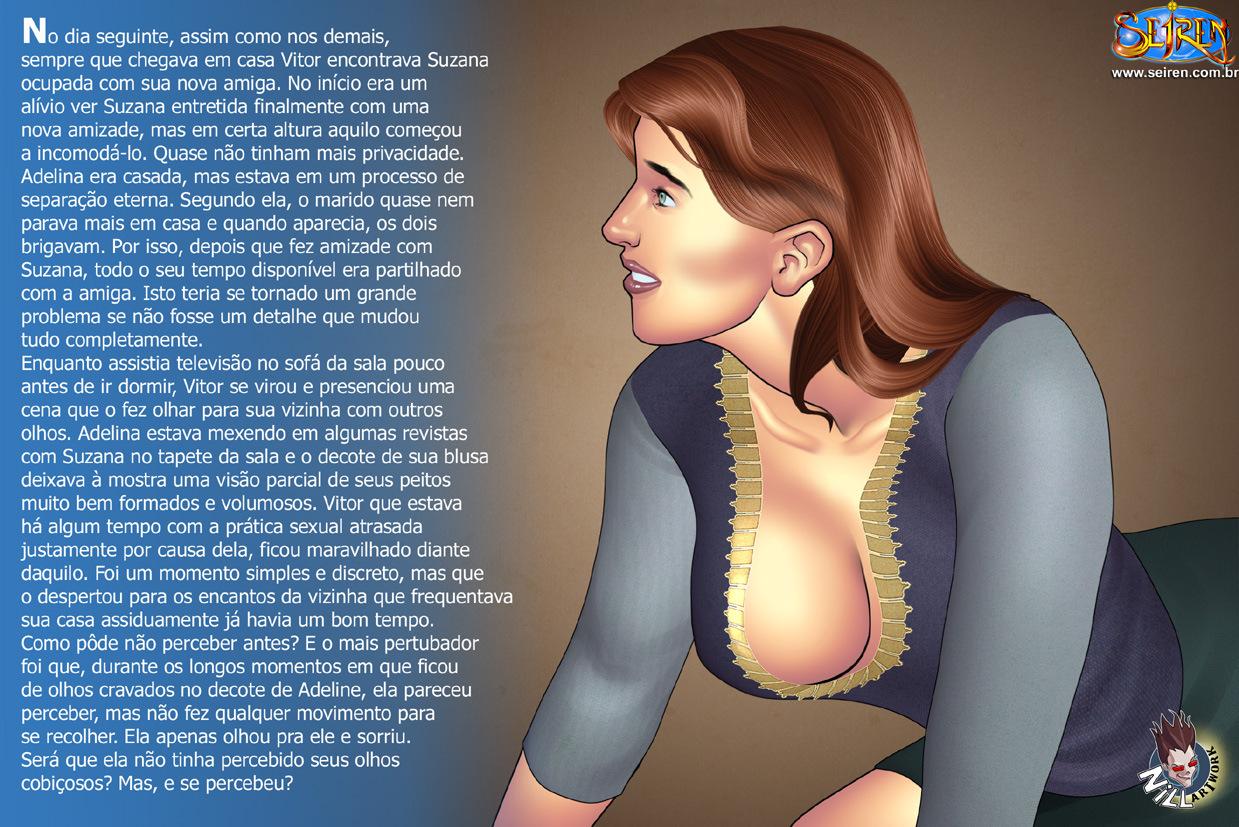 adelina gostosa conto 4 - Adelina - Conto erótico