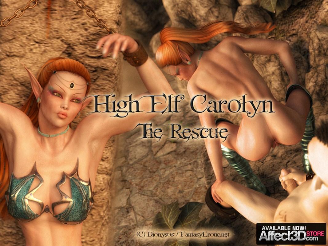 01 1 - O resgate elfico - HQ