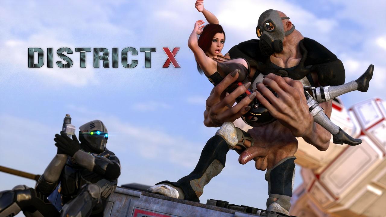 01 1 - Distrito x - HQ