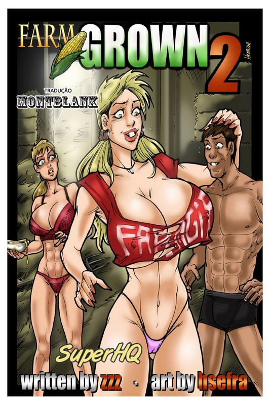 01 34 - FARM GROWN 02 HENTAI HQ
