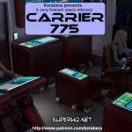 Carrier, altas trepadas – HQ 3D