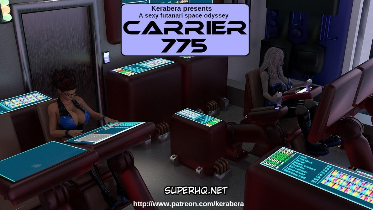 01 5 - Carrier, altas trepadas - HQ 3D