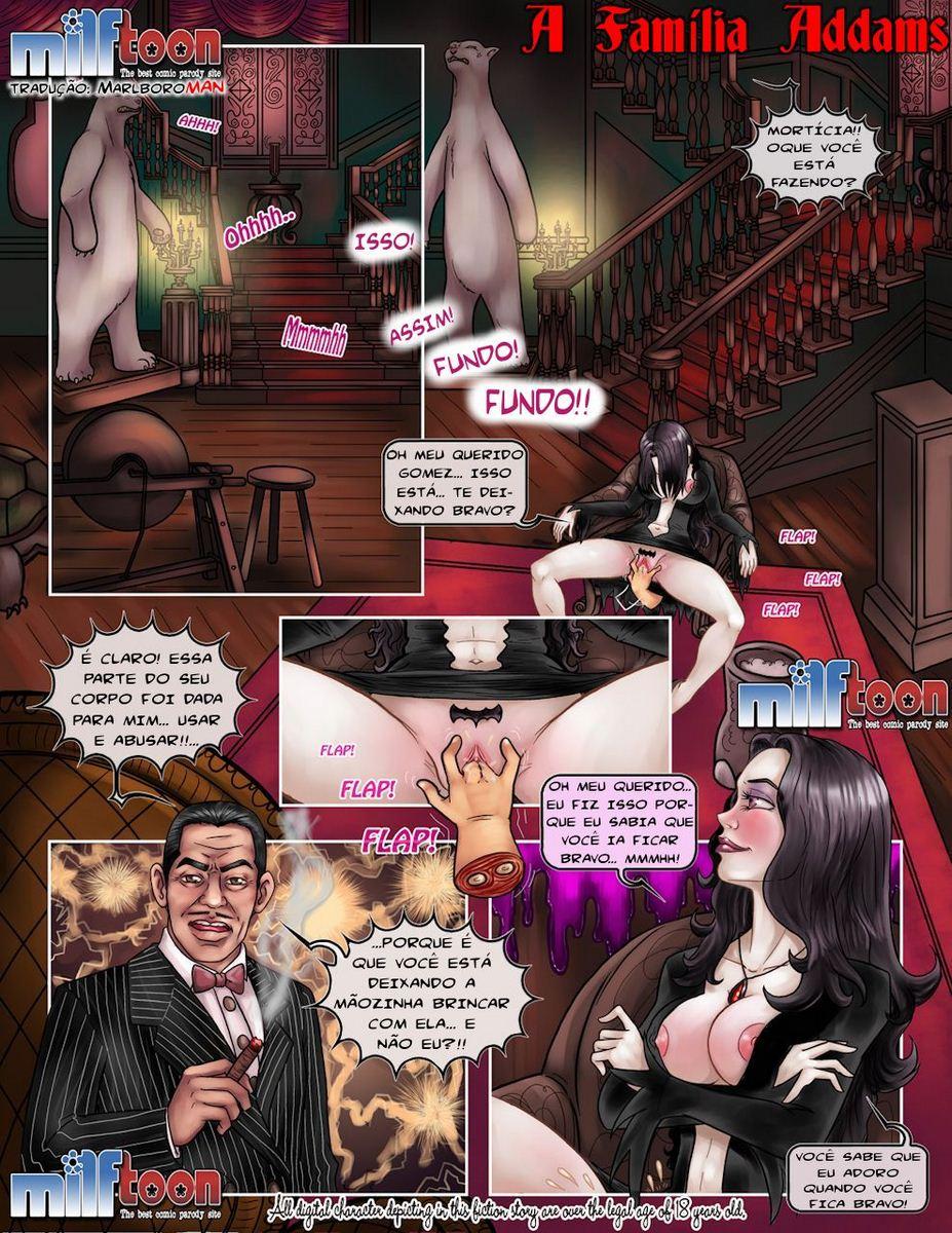 01 6 - Família Addams