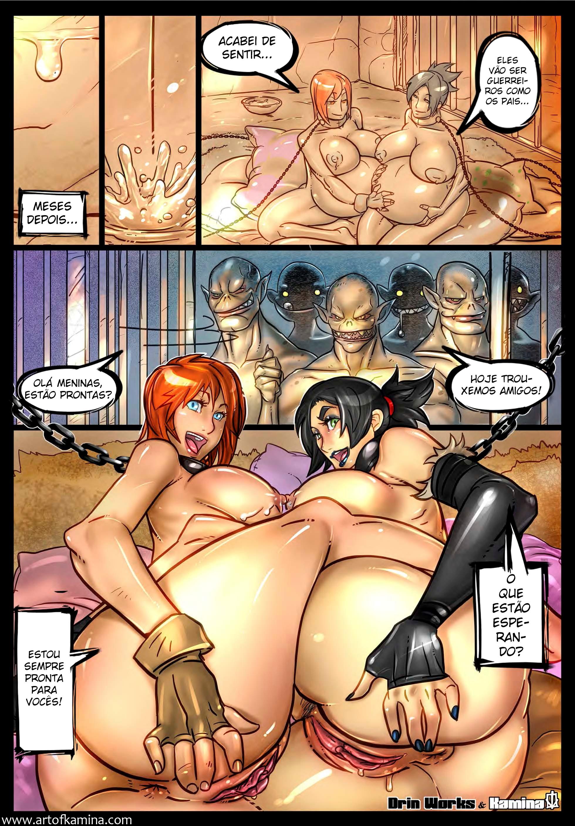 Dragon Age X Origins Hentai 07