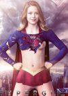 Supergirl Melissa Benoist Sexo & Nude Hentai
