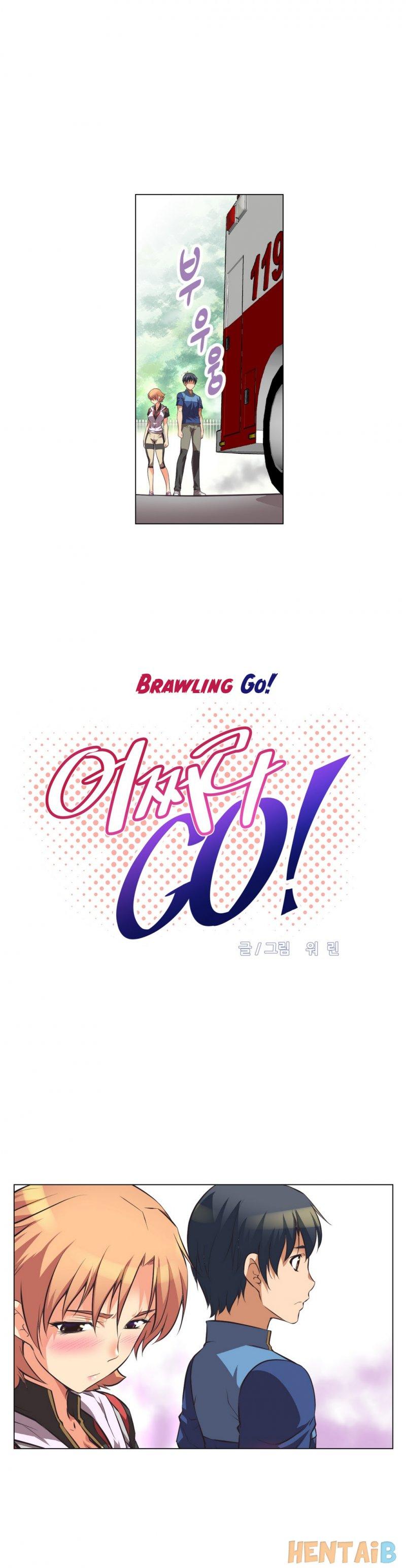 Brawling Go! #03