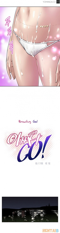 Brawling Go! #14