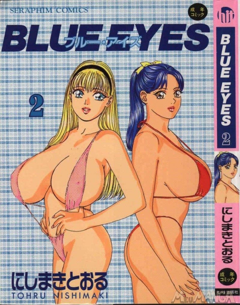 blue eyes v2 06 0 hentai brasil hq - Blue Eyes V2 #06 Hentai HQ