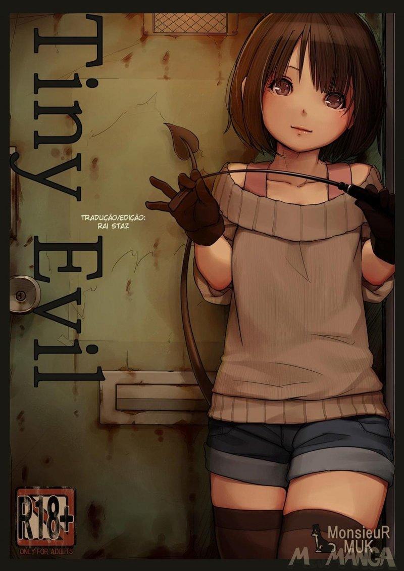 tiny evil 0 hentai brasil hq - Tiny Evil Hentai HQ