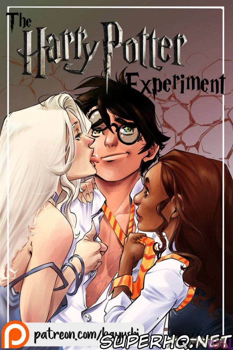 the harry potter experiment 0 hentai brasil hq - The Harry Potter Experiment Hentai HQ